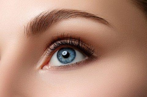 HIFU ultrahangos lifting kezelés a szemhéjakon