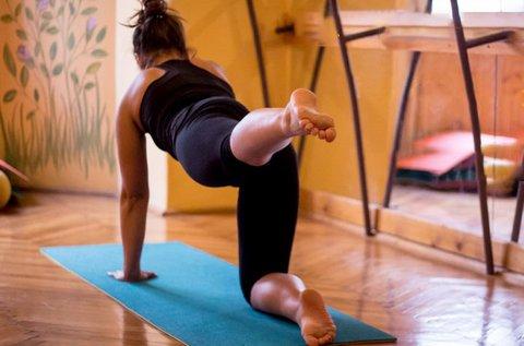 5 alkalmas ritmusos gerinctréning