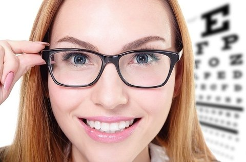 Dioptriás szemüveg készítés látásvizsgálattal