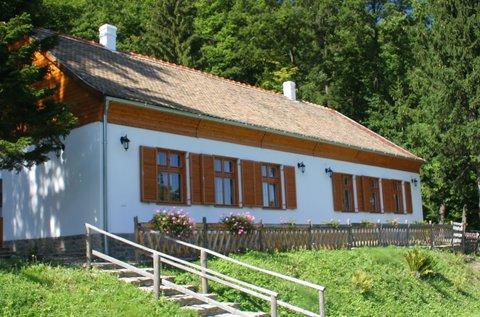 Tavaszi-nyári pihenés a Kőszegi-hegységben