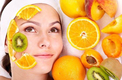 60 perces Vitamin C+ arckezelés