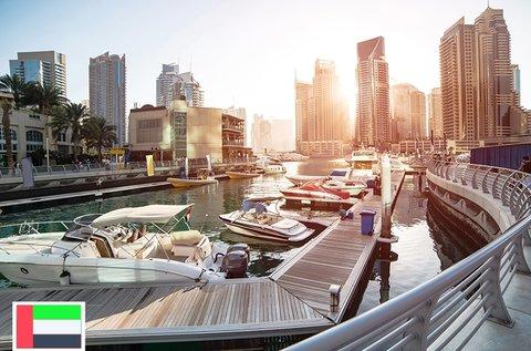 Varázslatos nyaralás Dubaiban repülővel