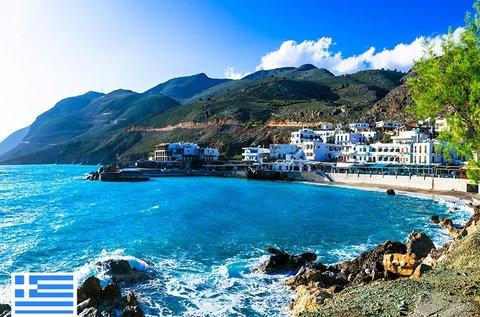 All inclusive nyaralás a gyönyörű Krétán