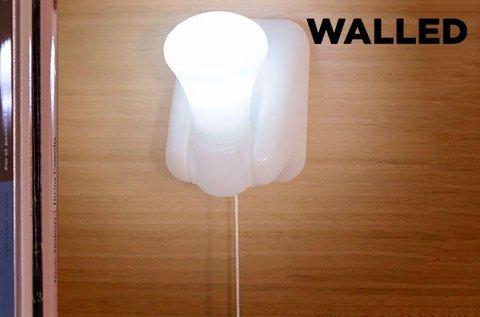 Walled LB15 hordozható LED lámpa madzaggal