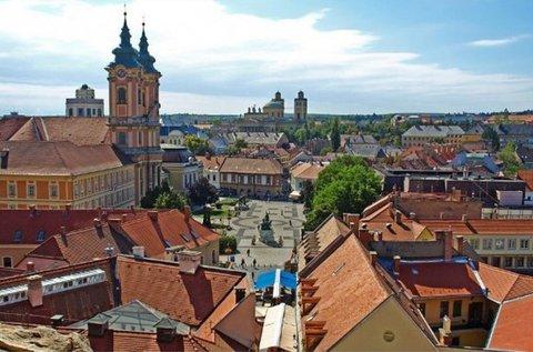3 napos szieszta Eger barokk belvárosában