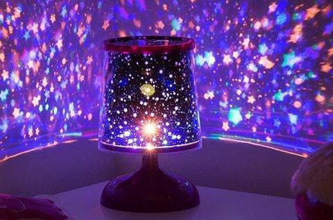 Playz Kidz csillagprojektoros lámpa