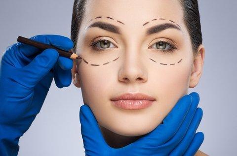 Műtét nélküli plasztika Plazma Pennel