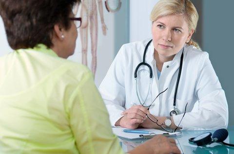 Nőgyógyászati fájdalom vizsgálata