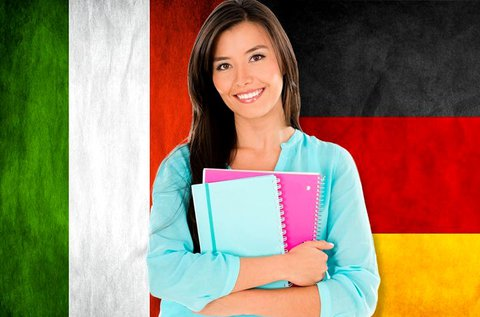 Német és olasz online nyelvtanfolyam