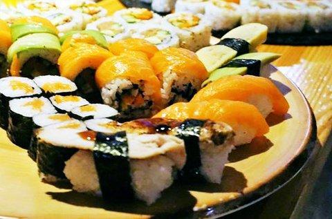 30 db-os sushi válogatás bőségtál
