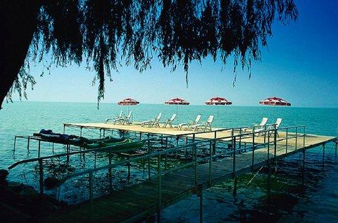 Nyaralás a Balaton partján, Balatonvilágoson