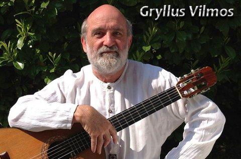Belépő Gryllus Vilmos koncertjére