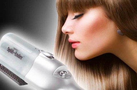 Hajvágás Mac Split Ender hair trimmer géppel