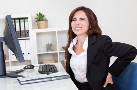 40 perces irodai székes masszázs keleti technikával