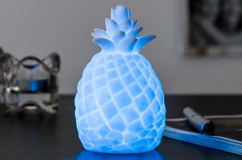 Wagon Trend Little többszínű LED-es ananász