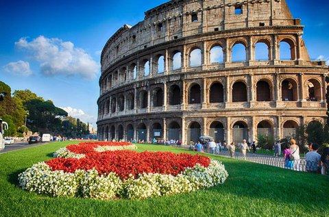 5 napos kiruccanás az olasz fővárosba, Rómába