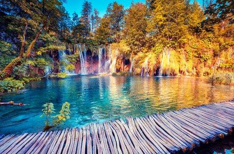 Kirándulj Zágrábban és a mesés Plitvicei-tavaknál!