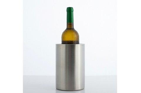 Praktikus palackhűtő rozsdamentes acélból