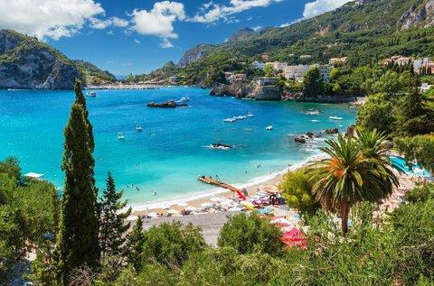 1 hetes csodás nyaralás Korfu szigetén repülővel