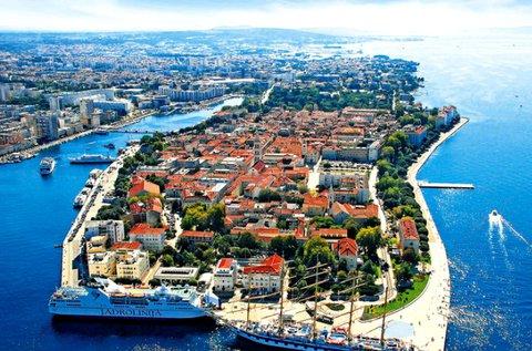 6 napos nyaralás a gyönyörű Zadari Riviérán