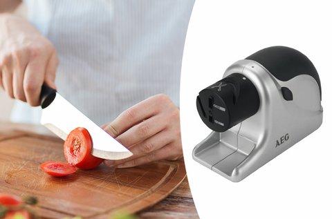 AEG elektronikus 60 W-os kés és olló élező