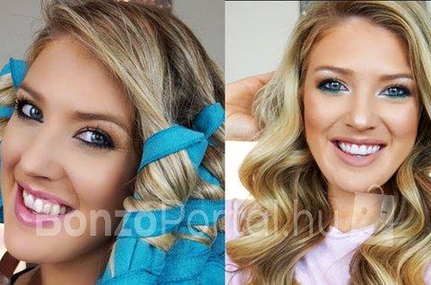 Star Styler hajgöndörítő és -formázó készlet