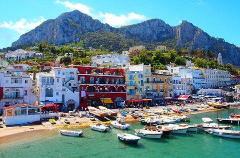 10 napos buszos kirándulás Dél-Olaszországban