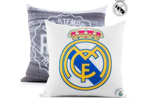 Real Madrid C.F. anti-stressz párna