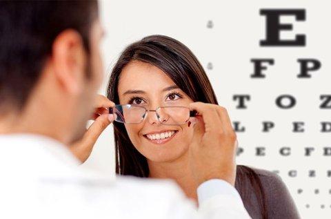 Komplett szemüveg készítés szemvizsgálattal