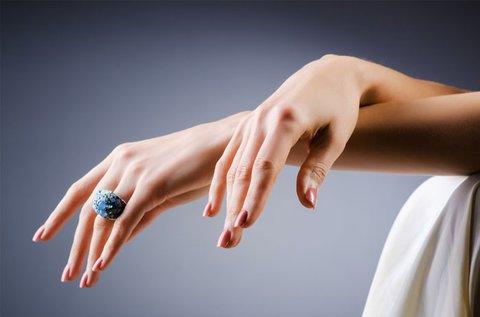 Paraffinos kézápolás és profrax fiatalító kezelés