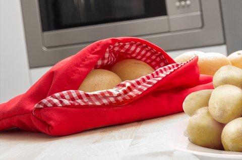 Cook Tatoes mikrohullámú krumpliszsák