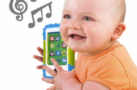 Baba játék mobiltelefon