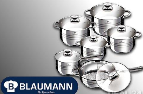Blaumann 12 részes Jumbo edénykészlet