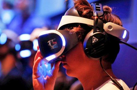 30 perces virtuális valóság élmény 2 fő részére