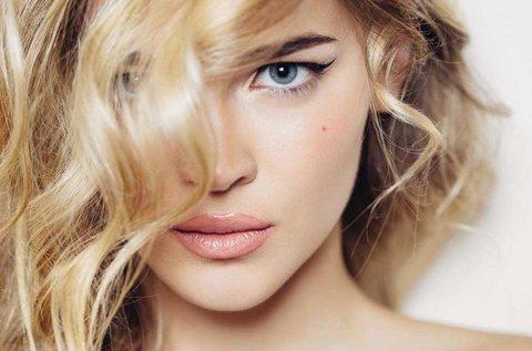 Melegollós hajvágás hidratáló hajpakolással
