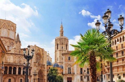 4 napos romantikus városnézés Valenciában