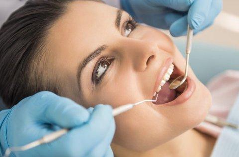 Ultrahangos fogkő-eltávolítás