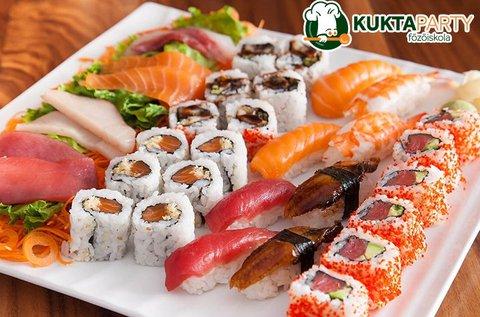 Sushi ínyenceknek főzőkurzus