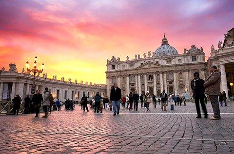 Húsvéti pihenés az Örök Városban, Rómában