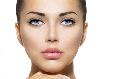 Hyaluronos, mezoterápiás arcfiatalító kezelés
