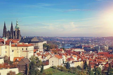 3 napos romantikus barangolás Prágában