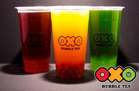 OXO Bubble Tea választható ízben