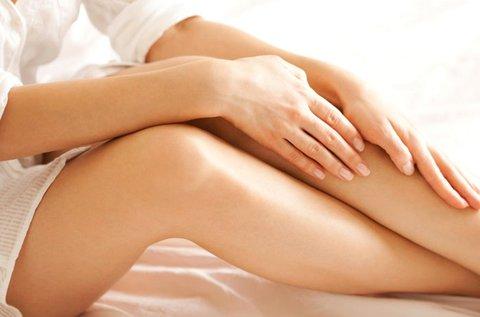 Seprűvéna kezelés alsó lábszárra