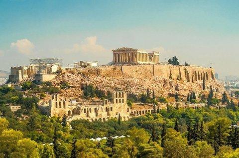 4 napos barangolás Athénban repülővel