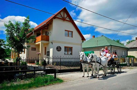 Romantikus felfrissülés Szilvásváradon