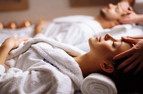 Egyéni relax olajos vagy aromaterápiás masszázs