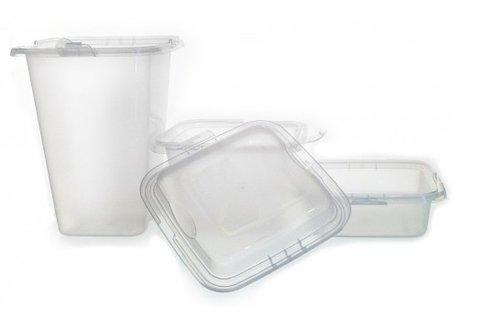 20 db-os műanyag tárolódoboz készlet