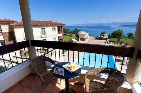4 csillagos családi nyaralás Krk szigetén
