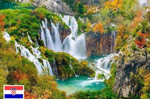Utazz a mesés Plitvicei-tavakhoz!