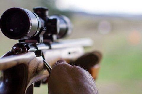 Hosszú puska lövészet 4 fegyverrel és 20 lövéssel